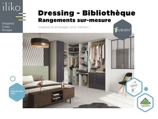 Catalogue ILIKO dressing 2019/2020