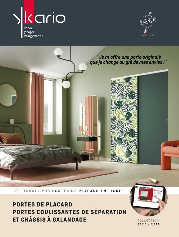 Catalogue Ykario Portes de placard